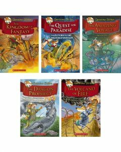 Kingdom Of Fantasy 1-5
