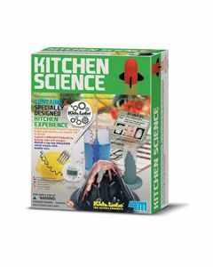 Kitchen Science (Ages 8+)