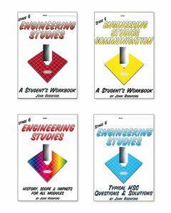KJS Stage 6 Engineering Studies 4-Book Bundle