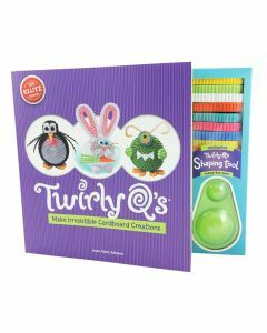 Twirly Qs (Ages 10+)