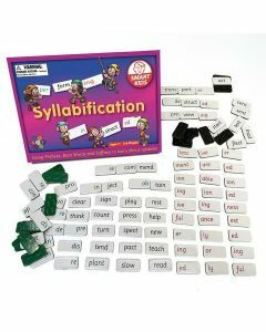 Syllabification (Ages 7+)