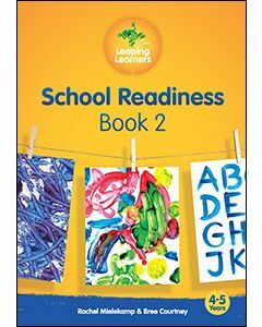 Leaping Learners School Readiness Book 2