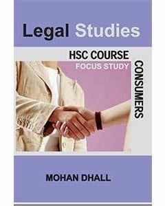Legal Studies HSC Course: Focus Study Consumers