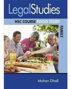 Legal Studies HSC Course: Focus Study Family 2nd Edition