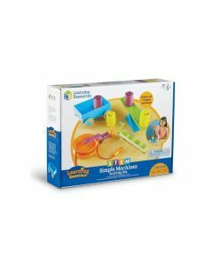 STEM Simple Machines Activity Set (Ages 5 to 9)