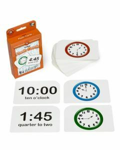 Time Flash Cards (Ages 6+)
