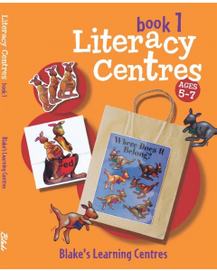 Blake's Learning Centres Literacy Centres Book 1 Lower Primary