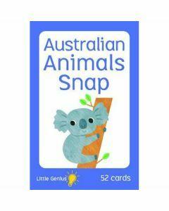 Little Genius - Australian Animals Snap (Ages 3+)