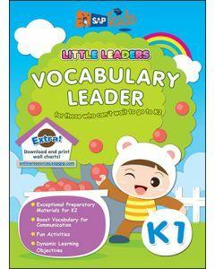 Little Leaders: Vocabulary Leader K1