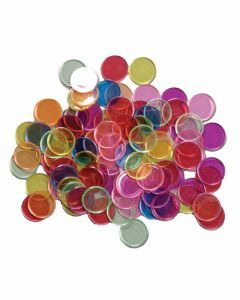 100 Magnetic Chips (Ages 3+)