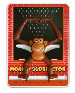 Monkey Calculator - Subtraction (Ages 4+)