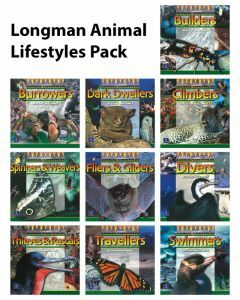 Longman Animal Lifestyles Pack