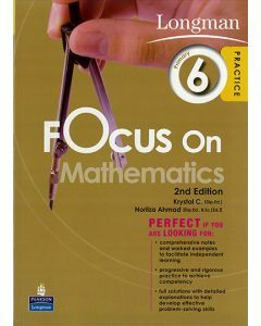 Focus on Mathematics Primary 6