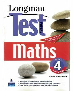Longman Test Papers: Maths Primary 4