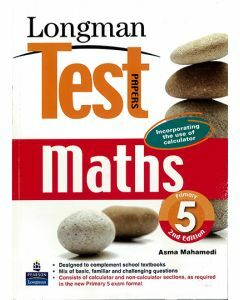 Longman Test Papers: Maths Primary 5