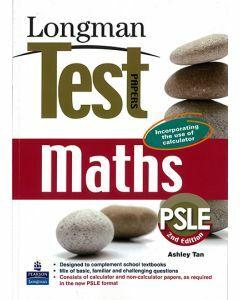 Longman Test Papers: Maths PSLE