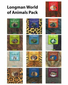 Longman World of Animals Pack