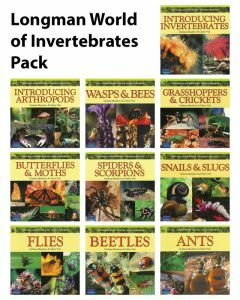 Longman World of Invertebrates Pack