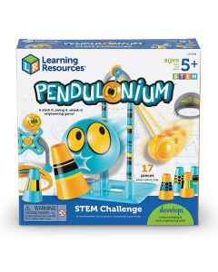 Pendulonium STEM Challenge Game (Ages 5 to 9)