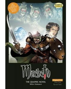 Macbeth (Classical Comic - Original Text)