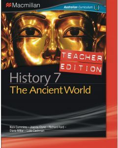 Macmillan History 7 for Australian Curriculum Teacher Edition (Available to Order)