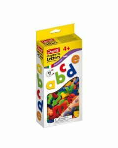 Magnetic Letters: Lower Case (Ages 4+)