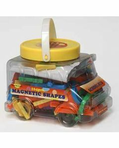Magnetic Shapes Bus