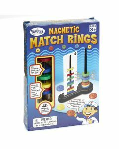 Magnetic Match Rings (Ages 3 to 99)