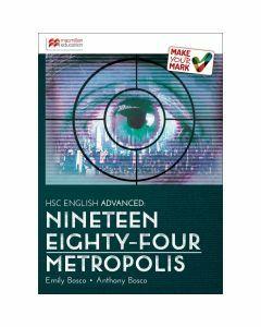 Make Your Mark HSC English: Nineteen Eighty-Four/Metropolis
