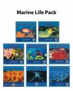 Longman Marine Life Reader Pack (K to Year 2)