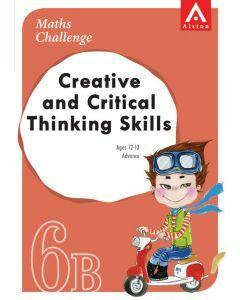 Maths Challenge Creative and Critical Thinking Skills 6B Advanced