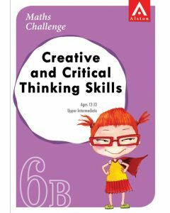 Maths Challenge Creative and Critical Thinking Skills 6B