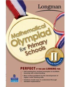 Mathematical Olympiad for Primary Schools Introductory 2