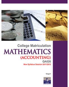 Mathematics for Accounting Semester 2