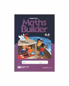 Maths Builder 4A