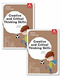 Maths Challenge Creative & Critical Thinking Skills Level 5 Bundle