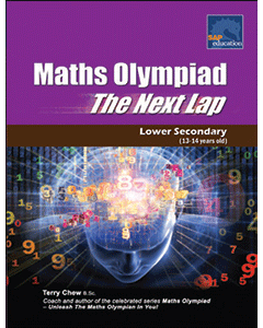 SAP Maths Olympiad: The Next Lap (Lower Secondary)
