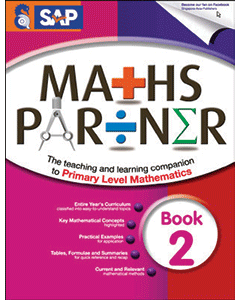Maths Partner Book 2