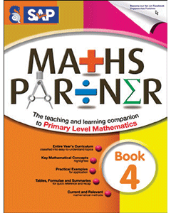 Maths Partner Book 4