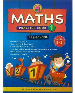 Maths Practice Book 1