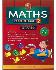 Maths Practice Book 2