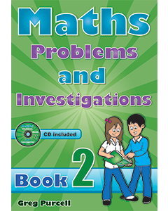 Maths Problems & Investigations Book 2 + CD