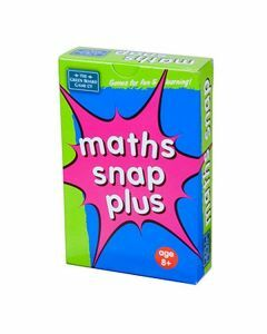 Maths Snap Plus (Age 8+)