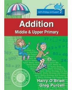Maths Strategy & Support: Addition Mid-Upper Primary