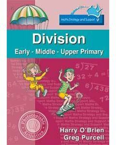 Maths Strategy & Support: Division