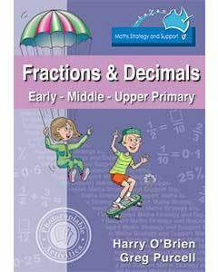 Maths Strategy & Support: Fractions & Decimals