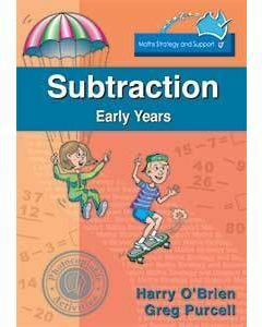 Maths Strategy & Support: Subtraction Lower Primary
