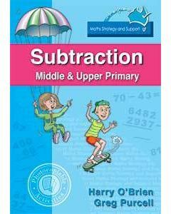 Maths Strategy & Support: Subtraction Mid-Upper