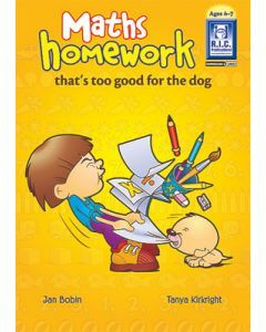 Maths homework that's too good for the dog! (Ages 6 to 7)
