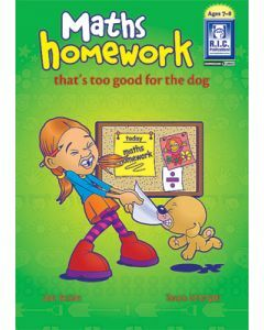 Maths's homework that's too good for the dog! Ages 7 to 8